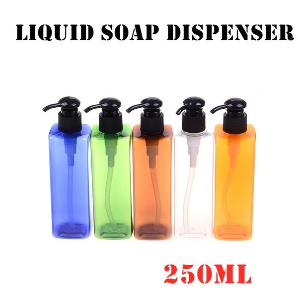 liquidcontainer, emptybottle, Bathroom, Shampoo
