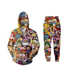 digitalprint, Two-Piece Suits, Funny, unisex