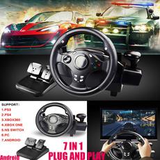 gamecontroller, racinggame, cycleracing, directionalwheel