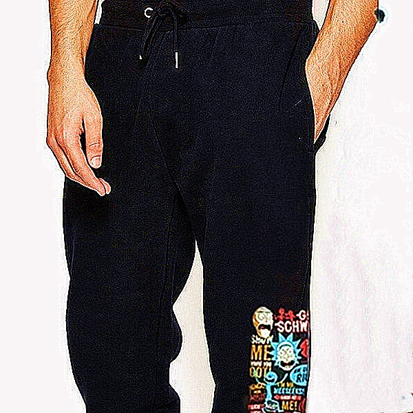 joggingpant, trousers, getschwifty, Casual pants