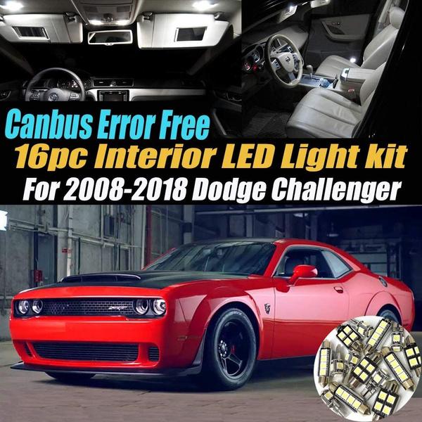Dodge, led, Cars, 20082018