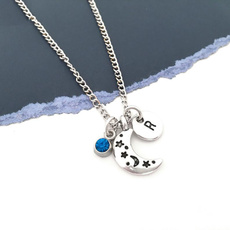 Chain Necklace, Star, Jewelry, Gifts