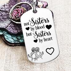 Steel, bestfriend, sistergift, Jewelry