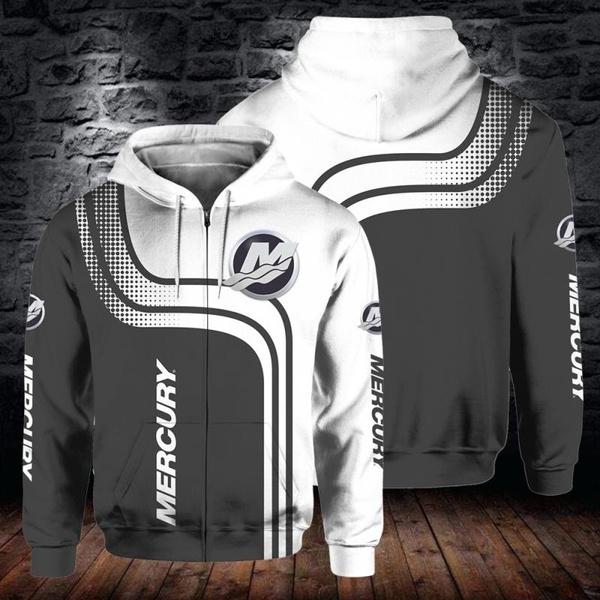 mercury, 3D hoodies, Fashion, fordmercury