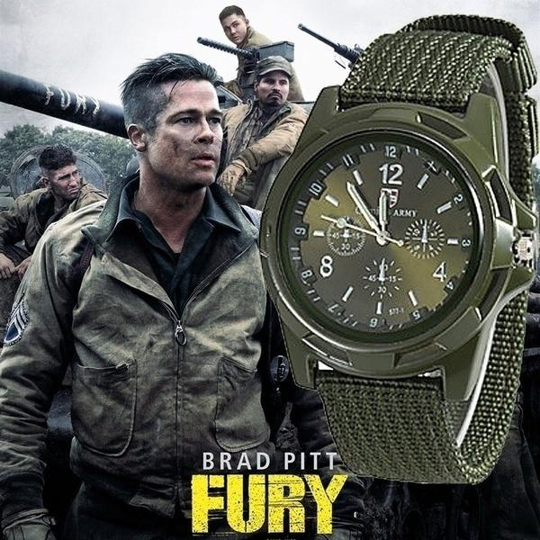 quartz, classic watch, Army, businessmenwatch