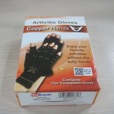 Copper, arthritisglove, Spandex, compression