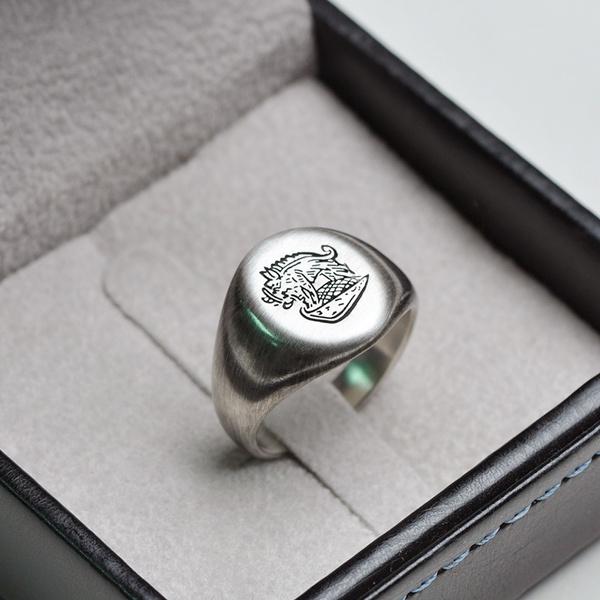 Steel, ringsformen, titanium steel, Jewelry