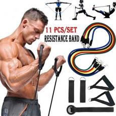 latex, fitnessbandrope, Indoor, Yoga