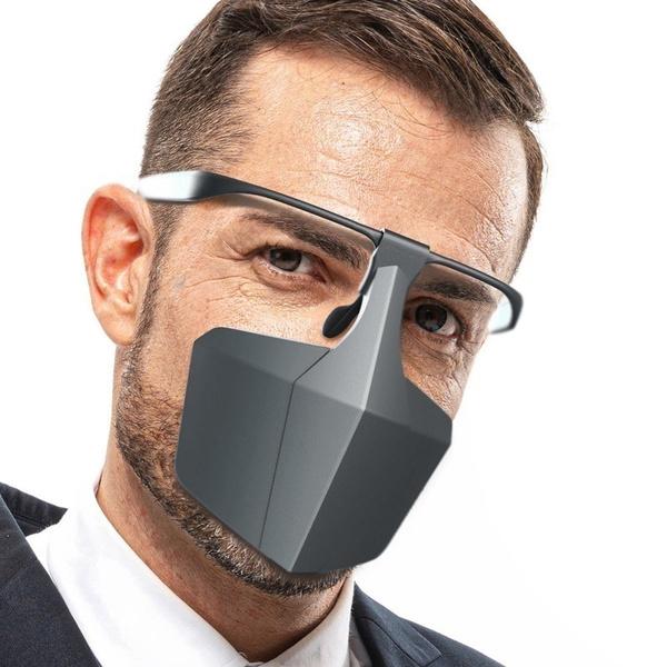 isolationmask, splashproof, shield, Masks