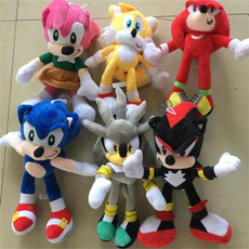 plushbabytoy, sonic, Plush Doll, Toy