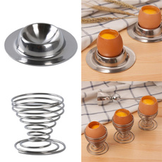 Spring, Stainless Steel, metaleggcup, Kitchen Accessories