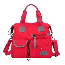 women bags, waterproof bag, Nylon, Capacity