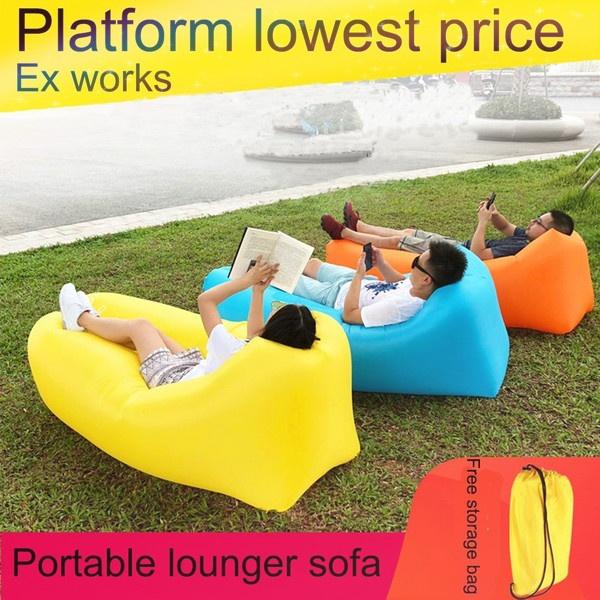 inflatablelounger, outdoorcampingaccessorie, Outdoor, Hiking