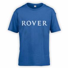 enthusiast, rover, land, Shirt