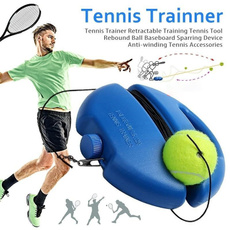 Heavy, selfstudytennisdevice, retractable, Sports & Outdoors