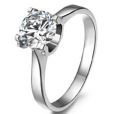 fashionbandring, White Gold, DIAMOND, wedding ring