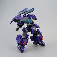 Toy, mocmechamodel, Lego, purple