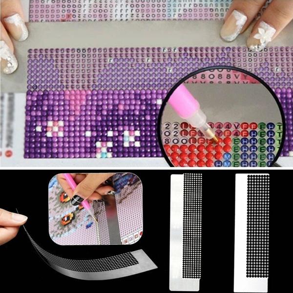 diamondpaintingruler, Steel, diamondembroideryruler, DIAMOND