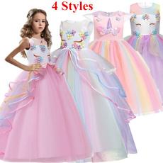 Summer, girls dress, kids clothes, kidsgirlsprincessdre
