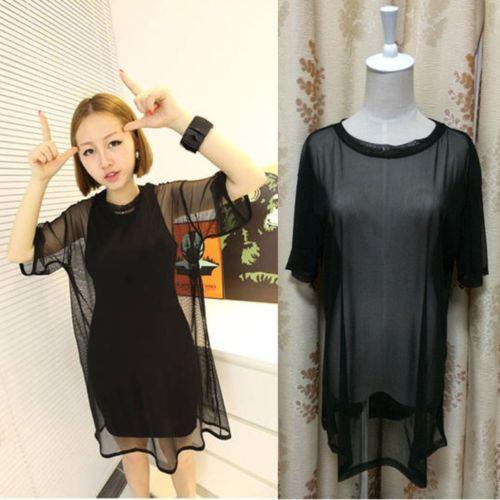blouse, Fashion, meshtop, Shirt