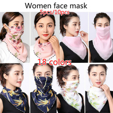 maskdisposable, women scarf, Necks, Face Mask