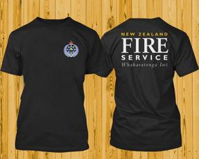 Fashion, tshirt men, teeshirthomme, firefighter
