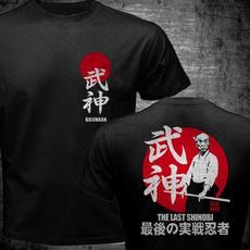 shinobi, tshirt men, graphic tee, teeshirthomme