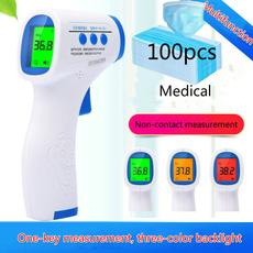 fever, digitaltemperature, bodythermometer, Masks