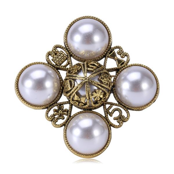 brooches, Fashion, Pins, pearls
