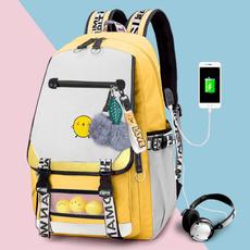 School, Computer Bag, Travel, Leisure