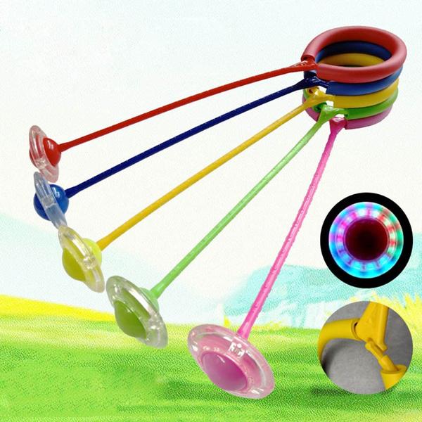 Funny, Toy, flashinglightball, flashingjumpingropeball