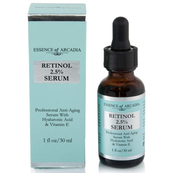 retinol, uricacid, powers, minimize