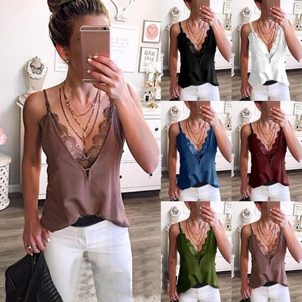 blouse, sleeveless, Fashion, Tank