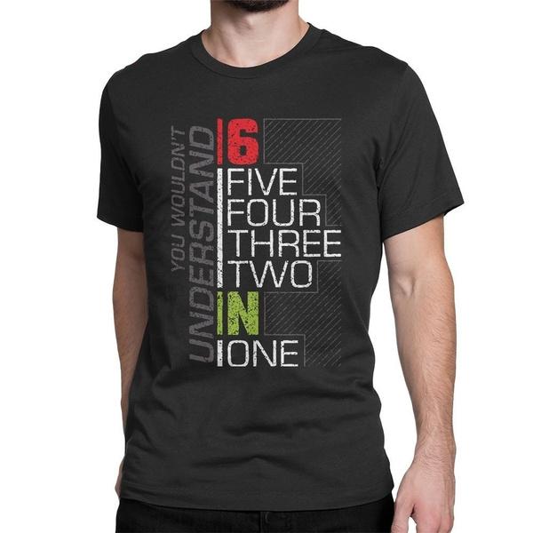 Funny, Funny T Shirt, Cotton, Slim T-shirt