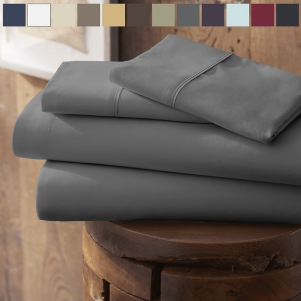 Sheets, Luxury, Sheets & Pillowcases, Home & Living