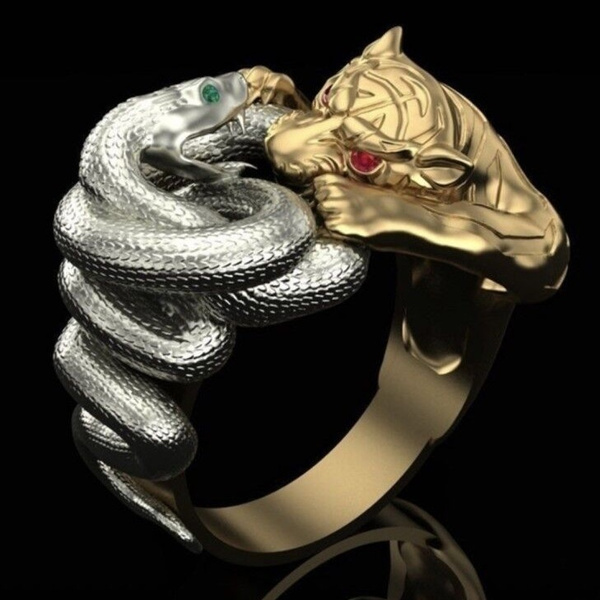 ringsformen, DIAMOND, gold, snakering