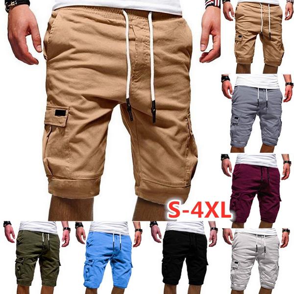 Summer, Shorts, pants, cargoshortsmen