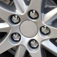 Wheels, Decor, tyrescrewcap, Cars