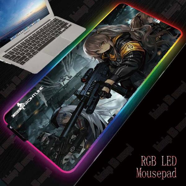 led, Mouse, Desk, Large