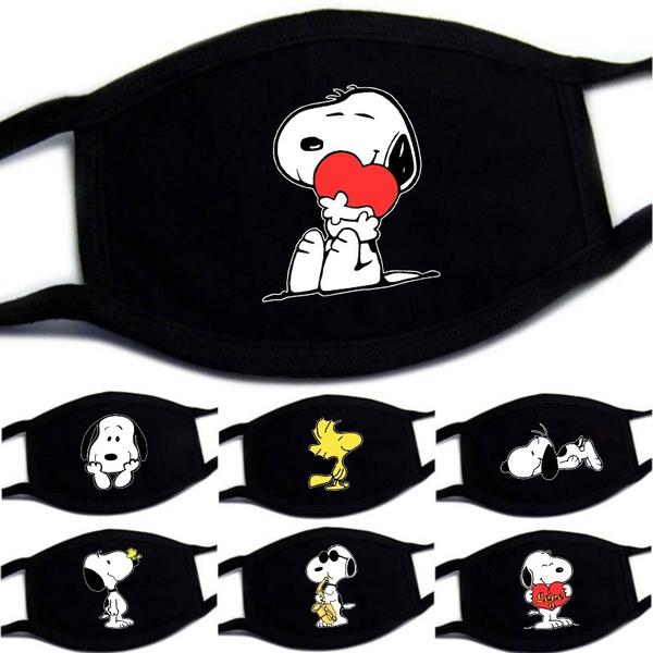 mouthmask, mouthmufflemask, Masks, snoopymouthmask