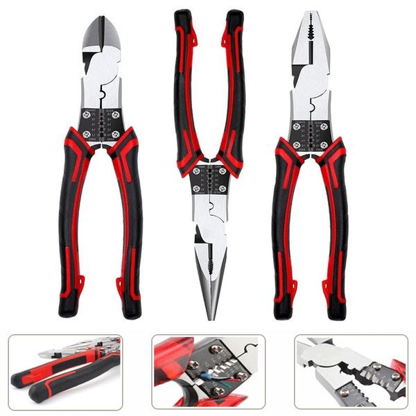 Tool, cableplier, alicatedenarizcomprido, Multifunction