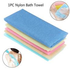 Sponges, washcloth, Bathroom Accessories, nylonbathtowel