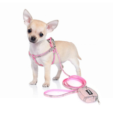 pink, cute, Vest, safety belt