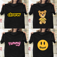 Outdoor, Cotton T Shirt, Food, short sleeves