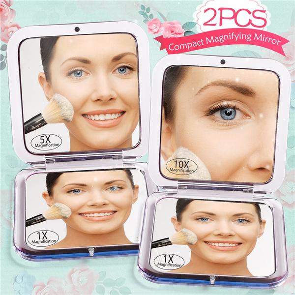 Beauty Makeup, magnifyingmirror, Beauty, pursemagnifyingmirror