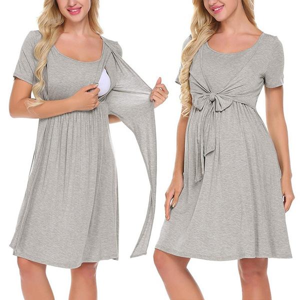 Summer, nightwear, breastfeedingdre, Clothes