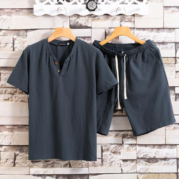 summerwear, Summer, Shorts, Shirt