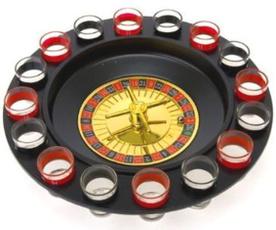 glassroulette, casinostyle, 2ballsand16glasse, drinkinggame