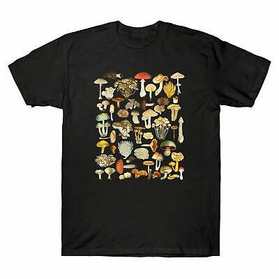 Funny, foraging, Shirt, Mushroom