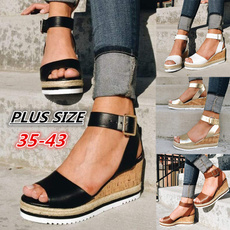 casual shoes, Summer, High Heel Shoe, Flats shoes